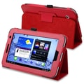 Insten® Stand Case With Samsung Galaxy Tab 2 7in. P3100/P3110/P3113, Red