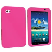 Insten 375517 Silicone Skin for Samsung Galaxy Tab P1000 Tablet, Hot Pink