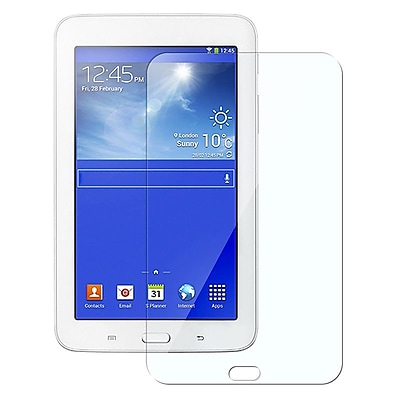 Insten Reusable Screen Protector For Samsung Galaxy Tab 3 Lite 7.0 T110 Clear
