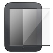 Insten® Reusable Screen Protector For Barnes & Noble Nook 2nd Edition, Clear