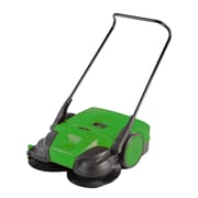 "Bissell Triple Brush Push Power Sweeper, 38"" Battery"