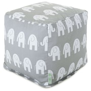 Majestic Home Goods Indoor Poly/Cotton Twill Ellie Small Cubes