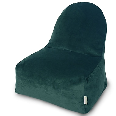 Majestic Home Goods Indoor Polyester Bean Bag Chair, Marine (85907251087)