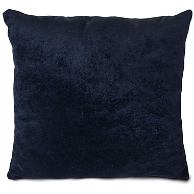 Majestic Home Goods Indoor Villa Extra Large Pillow, Navy