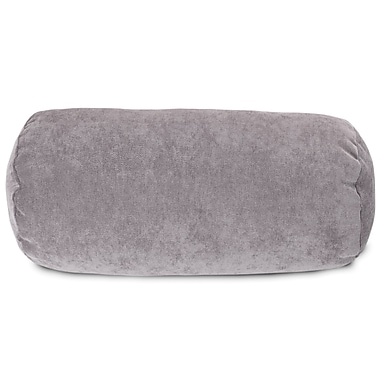Majestic Home Goods Indoor Villa Round Bolster Pillow, Vintage