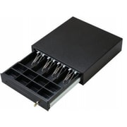 "Adesso MRP-CD16 16"" POS Cash Drawer With Removable Cash Tray, RJ12"