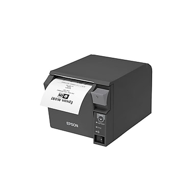 Epson TM-T70 Thermal POS Receipt Printer, Serial and USB, Grey