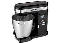 Cuisinart 7-Quart Stand Mixer, Black