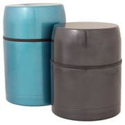 Geo Stainless Steel Vacuum Flasks