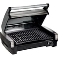 Hamilton Beach® Indoor Searing Grill With Removable Hood Grids/Drip Tray