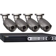 Q-See® 8 Channel HD SDI Surveillance System With 2TB Hard Drive and 720p Cameras