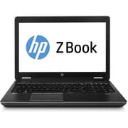 HP® Zbook 15.6 LED Notebook With NVIDIA Quadro K2100M Graphics, Intel Quad Core i7-4800MQ 3.7 GHz