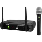 Pyle®Pro® Professional Premier PDWM1902 UHF Wireless Handheld Microphone System