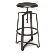 OFM™ Endure Series Metal Industrial Grade Tall Stool, Dark-Vein