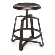 OFM™ Endure Series Metal Small Stool, Dark-Vein