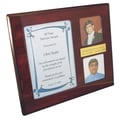 Chass ''Recognition'' Award Plaque with Photo Frame