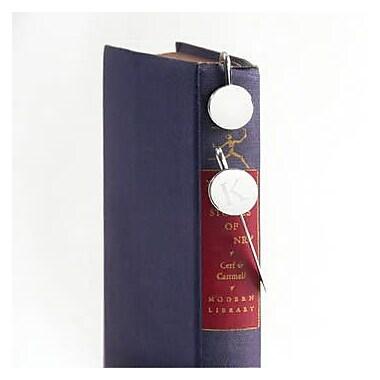 Newport Sterling Circular Bookmark