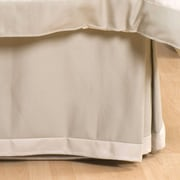 Charister Nikko Bed Skirt; Twin