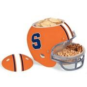 Wincraft NCAA Snack Helmet Chip & Dip Tray; Syracuse