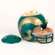 Wincraft NCAA Snack Helmet Chip & Dip Tray; Colorado State