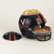 Wincraft NCAA Snack Helmet Chip & Dip Tray; Virginia