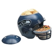 Wincraft NFL Snack Helmet Chip & Dip Tray; Seattle Seahawks