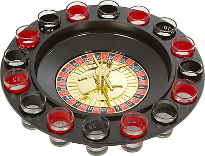 EZ Drinker Roulette Spinning Shot Drinking Game WYF078276363828