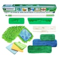 DSD Group Fibermop 11 Piece Microfiber Mop Cleaning Kit