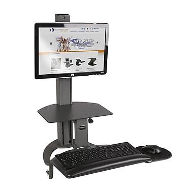 Health Postures TaskMate Go Sit Stand Desk