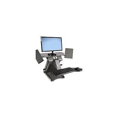 Health Postures TaskMate Executive Sit Stand Desk