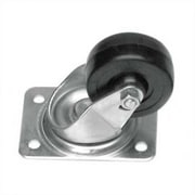 Raxxess Casters for Converta Racks (Set of 4); 4'' locking casters for CR10/10 and CR12/10