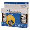 Purely Products 9W CFL Light Bulb (Set of 4)