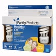 Purely Products 7W CFL Light Bulb (Set of 4)