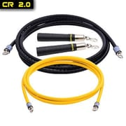 Crossrope Brute Set Heavy Ropes 2.0; Medium (User height of 5 3 -5 8 )