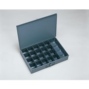 Durham Manufacturing Prime Cold Rolled Steel Scoop Box; Small
