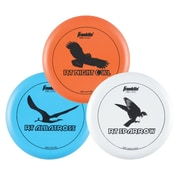 Franklin Sports 3 Piece Golf Disc Set
