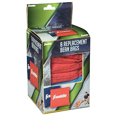 Franklin Sports 8 Piece Replacement Bean Bag