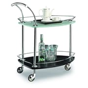 CREATIVE FURNITURE Element Bar Cart; Espresso