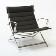 Nfusion Victoria Armed Chair; Black