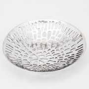 Fashion N You Round Platter; Large (3'' H x 17'' W)