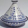 Le Souk Ceramique Azoura Design Serving Tagine