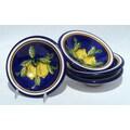 Le Souk Ceramique Citronique Design Serving Dish (Set of 4)
