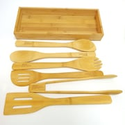 Natural Home 7 Piece Serving Tray