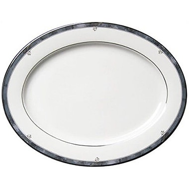Nikko Ceramics Sentiments Moonstone Platter