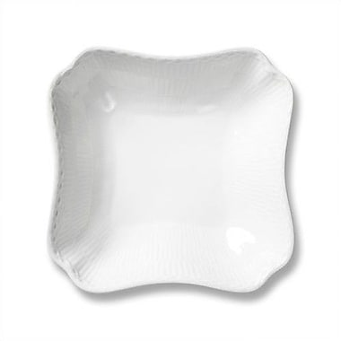 Royal Copenhagen White Half Lace Platter