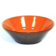 Piral Terracotta 9.5'' V-Shaped Salad Bowl; Brown