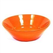 Piral Terracotta 11'' V-Shaped Salad Bowl; None