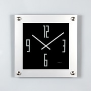 dCOR design 15.7'' ''Steel'' Wall Clock