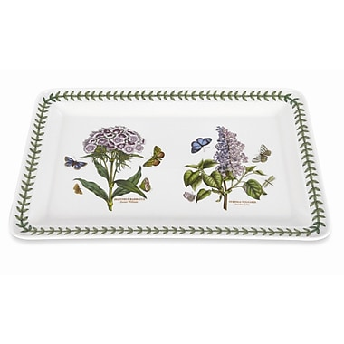 Portmeirion Botanic Garden Rectangular Serving Tray