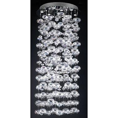 PLC Lighting Bubbles 10 Light Pendant